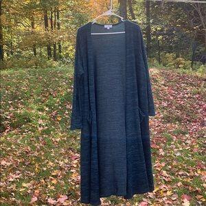 Long light weight cardigan